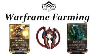 getlinkyoutube.com-Warframe Farming - Exilus Mods
