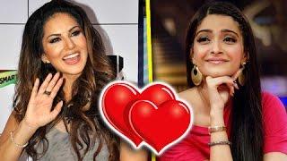 getlinkyoutube.com-Sunny Leone Falls In Love With Sonam Kapoor