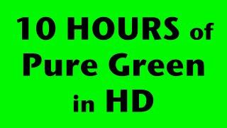 getlinkyoutube.com-10 Hours of Pure Green Screen in HD