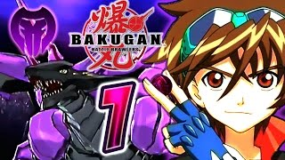 getlinkyoutube.com-Bakugan Battle Brawlers Walkthrough Part 1 (X360, PS3, Wii, PS2) 【 DARKUS 】 [HD]