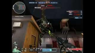 getlinkyoutube.com-Thung lũng chết, cách diệt boss Chaos CF, chaos cf, CF Zombie mode