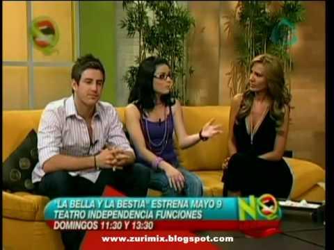 Entrevista A Violeta Isfel - La Bella y La Bestia