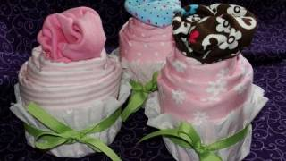 getlinkyoutube.com-How to Make a Onesie Cupcake (Tutorial) with CookingandCrafting