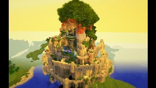 getlinkyoutube.com-【Minecraft】パズーのお父さんからの手紙【天空の城ラピュタ】