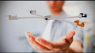 getlinkyoutube.com-#شيء_تك : سوار لليد يتحول الى كاميرا طائرة Nixie