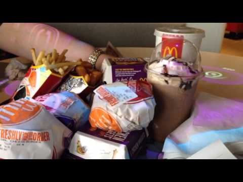 McDonalds trostre & our day out