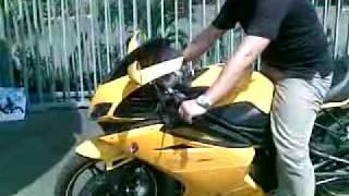 getlinkyoutube.com-Megelli 250R Test Ride