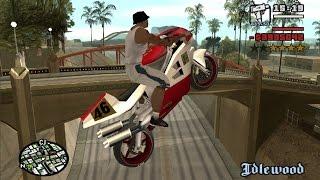 getlinkyoutube.com-Starter Save-Part 14-The Chain Game 100 Mod-GTA San Andreas PC-complete walkthrough-achieving ??.??%
