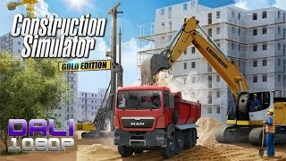 Construction Simulator Gold Edition Multiplayer PC Gameplay 60fps 1080p