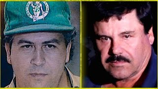 getlinkyoutube.com-Pablo Escobar Vs. 'El Chapo' Guzmán Comparison | Narcos Netflix