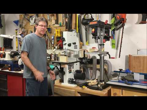 Review of the Rikon 10-305 Youtube Thumbnail