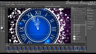 getlinkyoutube.com-How to create a Animated Greeting Card In Photoshop CS6