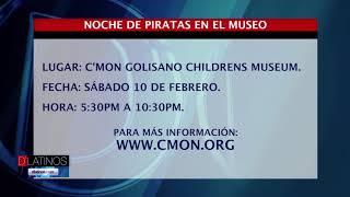 El museo Infantil Golisano CMON llevará a cabo Noche de Piratas