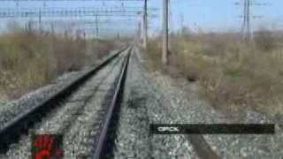getlinkyoutube.com-Топливные воры с железной дороги