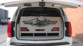 "getlinkyoutube.com-House of Bass - Loudest SUV in Nashville? - Yukon on 28"" Asantis (HD)"