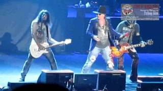 Guns N' Roses GNR - Indonesia Raya / Don't Cry live in Jakarta 2012