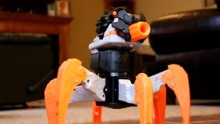 getlinkyoutube.com-Nerf War:  Drone Invasion