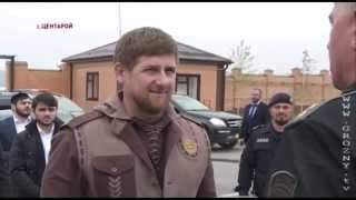 getlinkyoutube.com-спецназ Рамзана Кадырова. показательные выступления в честь гостей из ОАЭ