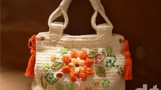 getlinkyoutube.com-Crochet| Bag |Simplicity Patterns| 8