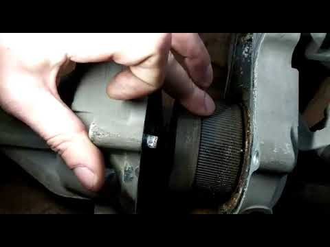 Рулевая рейка Ford Explorer - дефектовка