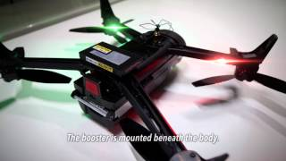 Advancing Parrot Bebop 2 to Router Mod™ with deep explanation (6/Jan/2016) - Everything Upgraded