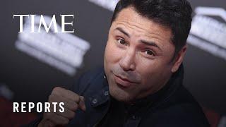 A Free Boxing Lesson with Oscar De La Hoya | TIME
