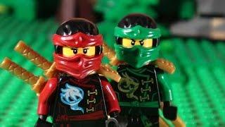getlinkyoutube.com-LEGO NINJAGO - SKYBOUND BATTLE - 300th VIDEO ON YOUTUBE