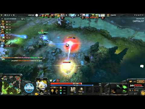 DOTA 2 GAMEPLAY  ESL One Qualifier Part 2