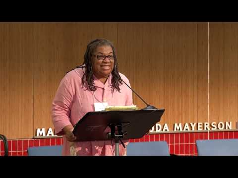 Community Forum on Black Liberation and the Food Movement: Keynote
