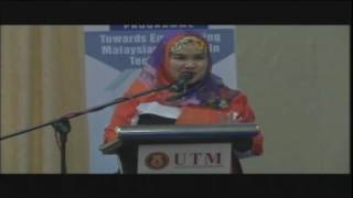 Towards Empowering Malaysian Women in Technology by CEO of MDEC (part1)