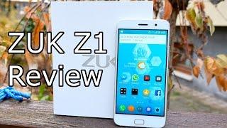 getlinkyoutube.com-Lenovo ZUK Z1 (Cyanogen OS) - Full Review ! [4K]