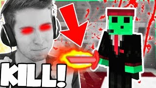 getlinkyoutube.com-I GOT TO PLAY AS THE KILLER! - MURDER MYSTERY #3