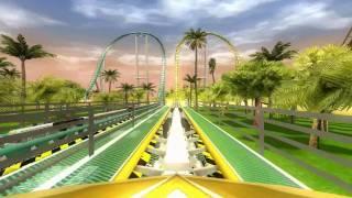 getlinkyoutube.com-RCT3 Roller Coaster Tycoon 3- The Rush