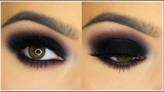 getlinkyoutube.com-Classic Black Smokey Eye Tutorial