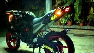 getlinkyoutube.com-Yamaha FZ16 Modificada a Medida