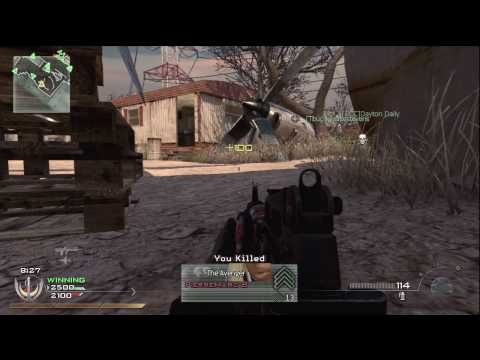 COD MW2 - Why Not Camp?