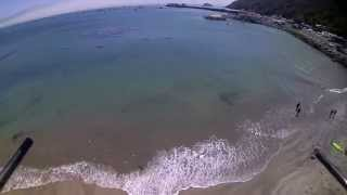 getlinkyoutube.com-Avila Beach Whale Chasing Does Not End Well