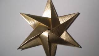 getlinkyoutube.com-02: Origami Stern