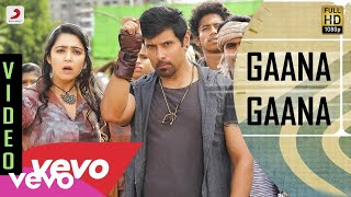 getlinkyoutube.com-10 Endrathukulla - Gaana Gaana Video | Vikram, Samantha | D. Imman