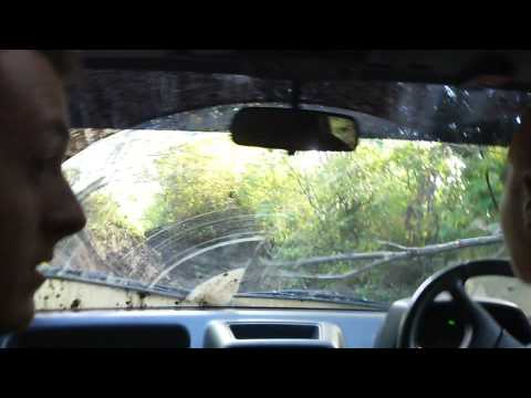 Suzuki vitara off roading! Wildor