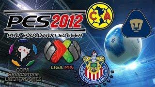 getlinkyoutube.com-PES 2012 ANDROID LIGA MX+LIGA ASCENSO+COPA LIBERTADORES Y MAS ACTUALIZADO 2014