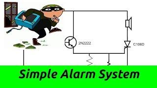 getlinkyoutube.com-Easy DIY Electronic Alarm