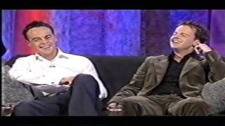 getlinkyoutube.com-Ant and Dec on The Frank Skinner Show (13 October 2001)
