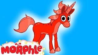 getlinkyoutube.com-My Pet Unicorn - My Magic Pet Morphle Episode #4