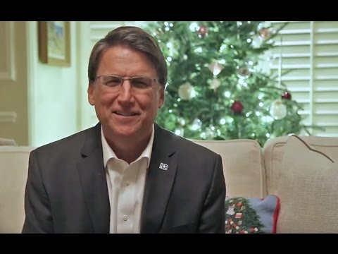 Governor McCrory statement on 2016 election results