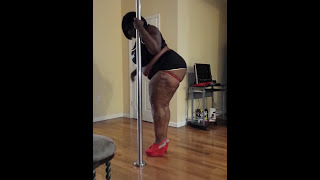 getlinkyoutube.com-Big girl stripper pole chronicles