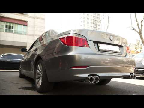 REMUS EXHAUST BMW E60 528i CARBON TIP