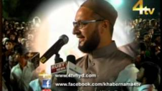 getlinkyoutube.com-Asaduddin Owaisi Speech For The People Of Uttar Pradesh In General & Minority In Particular