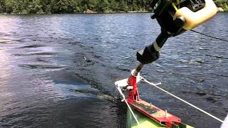 getlinkyoutube.com-Kayak Outboard