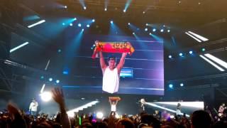 160129 Running Man live in Taiwan - 謙虛很難+Twist King